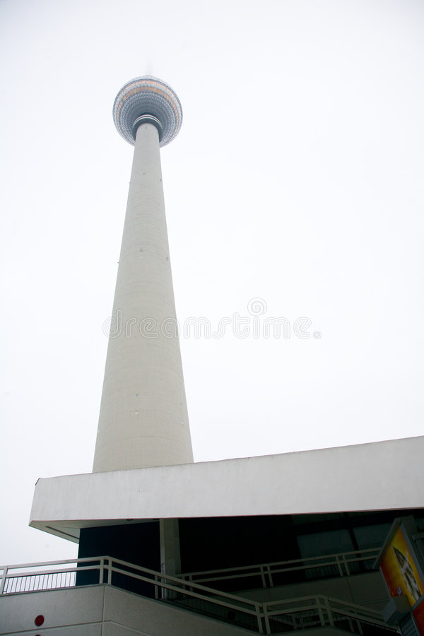 Berlin Television tower Fernsehturm