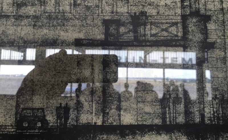 Berlin Tempelhof photo libre de droits