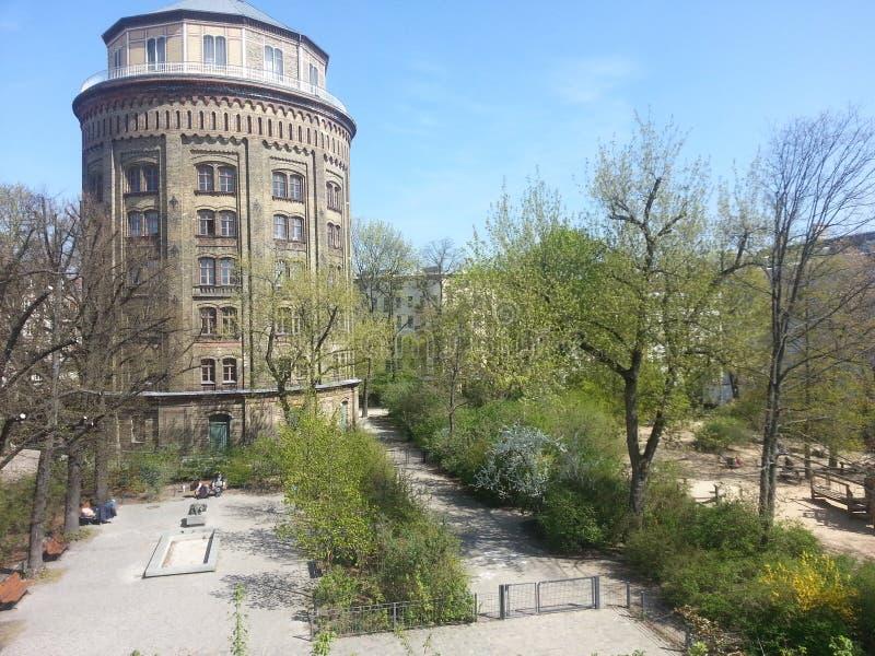 Berlin Tower stock afbeelding