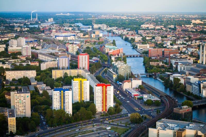 Berlin Viewpoint imagen de archivo