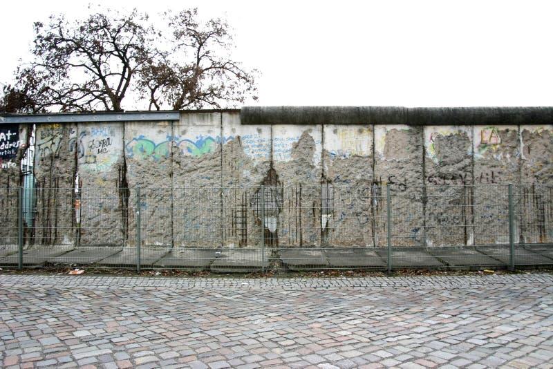 berlin wall fotografia stock