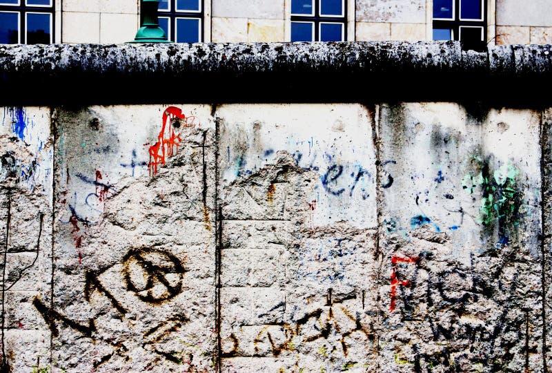 berlin wall στοκ φωτογραφία με δικαίωμα ελεύθερης χρήσης