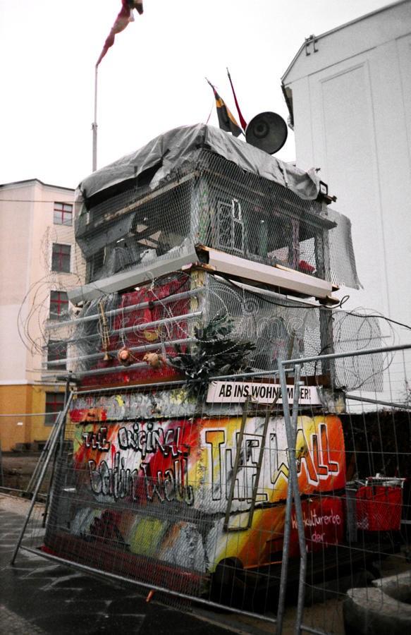 Download Berlin Wall. Germany Editorial Stock Photo - Image: 14506763