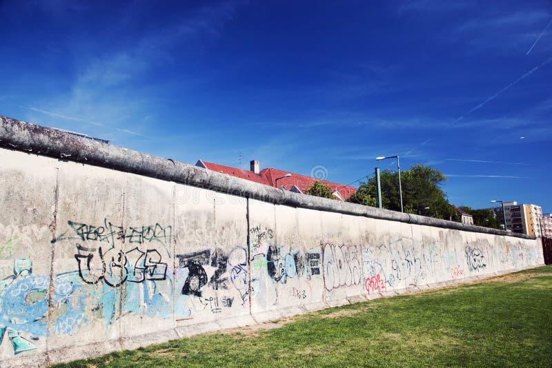 Download Berlin Wall Memorial With Graffiti. Stock Image - Image: 33220905