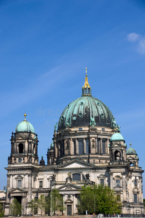 Download Berliner Dom stock image. Image of germany, architecture - 18855459