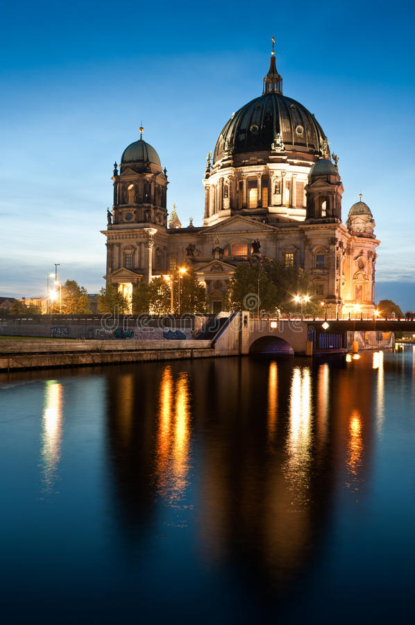 Free Berliner Dom Royalty Free Stock Image - 21024686