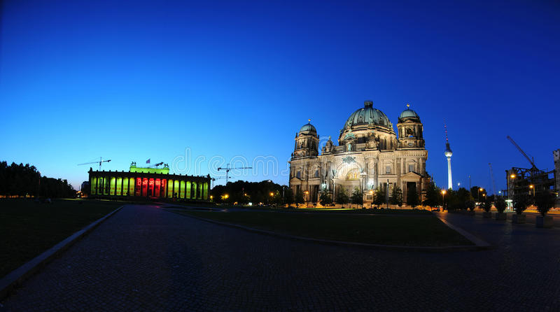 Download Berliner Dom (Berlin Cathedral) Editorial Stock Image - Image of germany, museum: 18336559