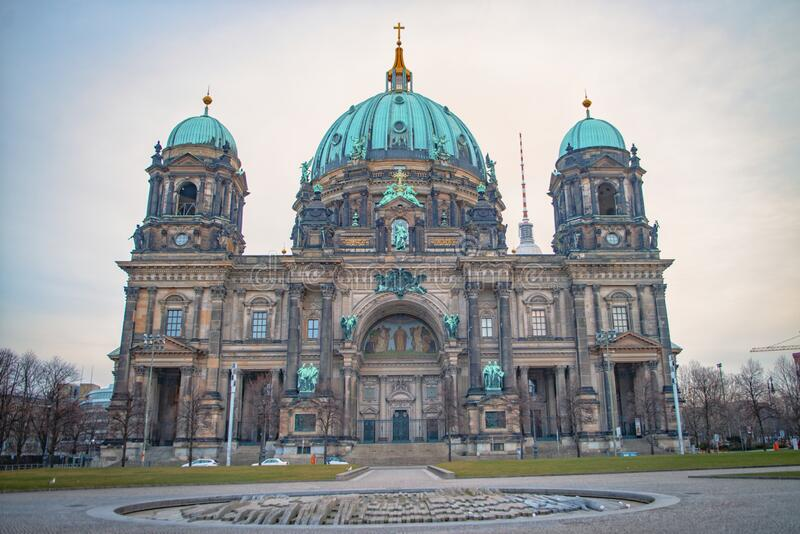 Berliner Dom, Berlin, Germany royalty free stock image