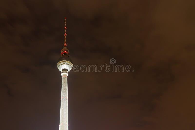 Download Berliner Fernsehturm (TV Tower), Berlin, Germany Stock Photo - Image: 19734376