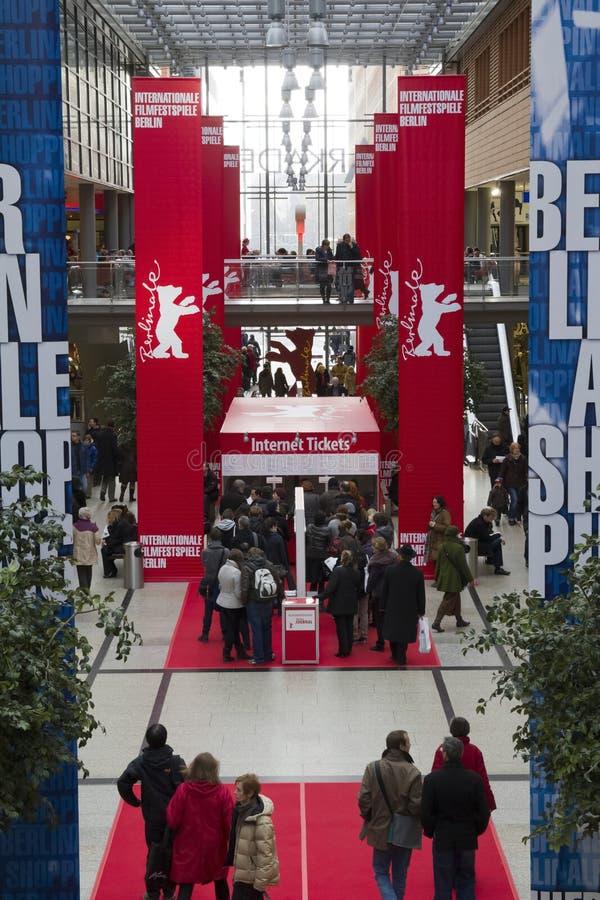 Download Berliner Filmfestspiele Arcades Editorial Image - Image: 18301560