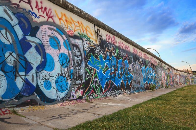 Berliner Mauer, Deutschland lizenzfreie stockfotografie