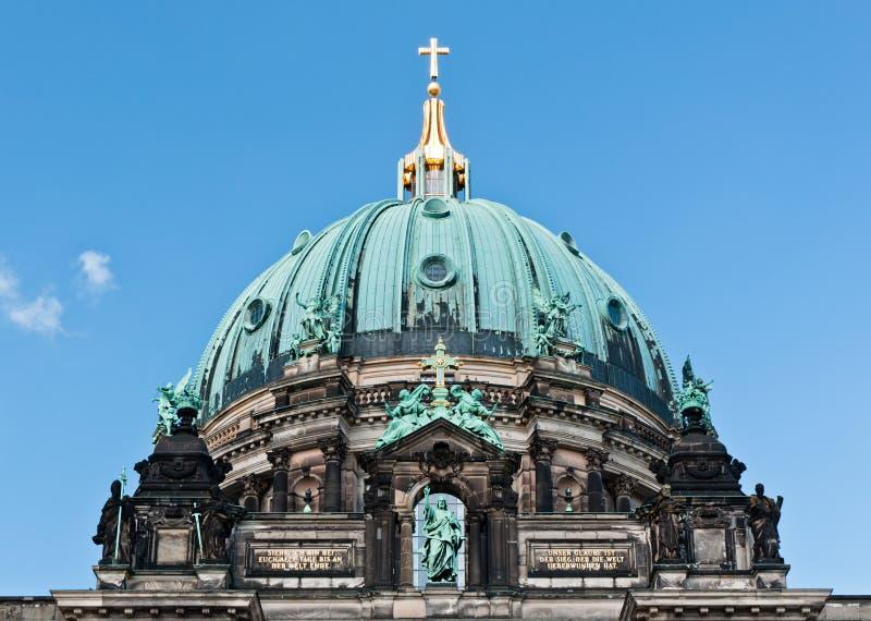 Berlinese Dom Dome fotografia stock libera da diritti