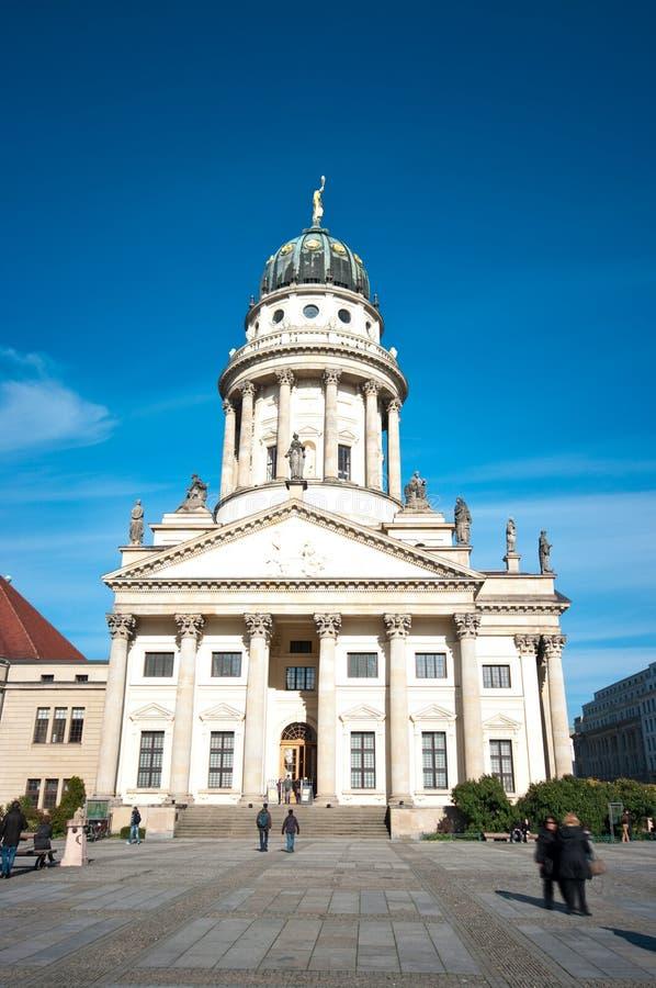 Berlinfranzösische Dom lizenzfreie stockfotos