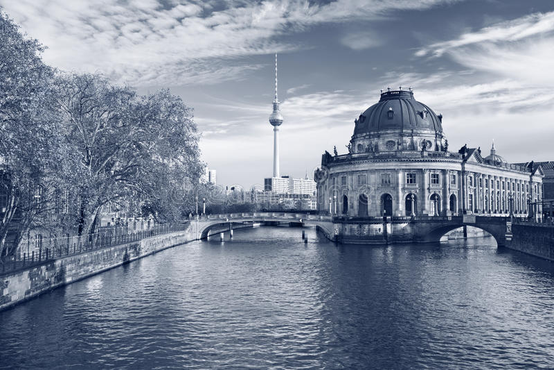 Berlino. immagine stock