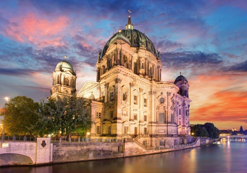 Berlino, DOM del berlinese fotografia stock libera da diritti