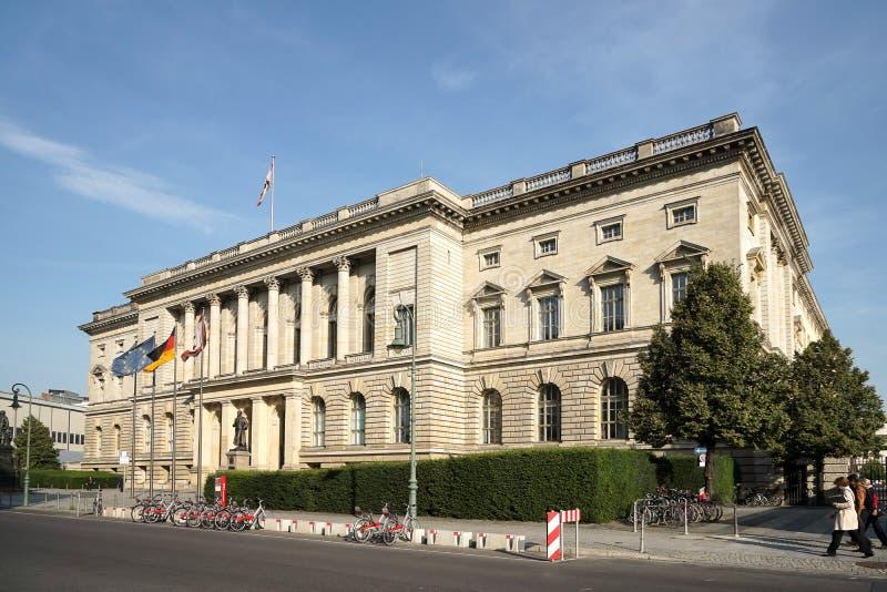 BERLINO, GERMANY/EUROPE - 15 SETTEMBRE: Abgeordnetenhaus, stato fotografie stock libere da diritti