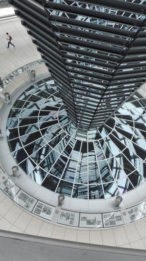 Berlino Reichstag immagine stock libera da diritti