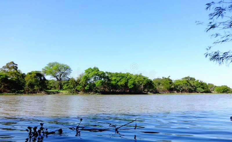Bermejito-Fluss stockbilder