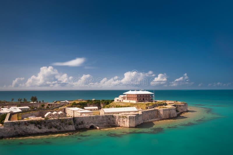 Bermuda ö royaltyfri fotografi