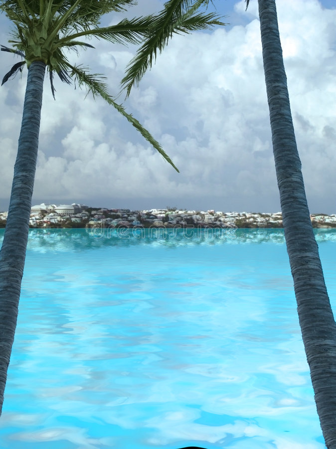 Bermuda imagens de stock