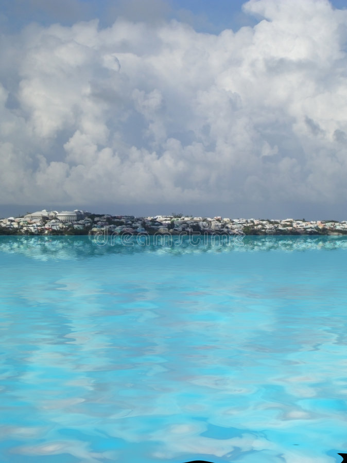 Bermuda imagem de stock royalty free