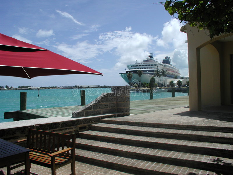 Download Bermuda stock image. Image of vacation, break, scenic, ship - 635747