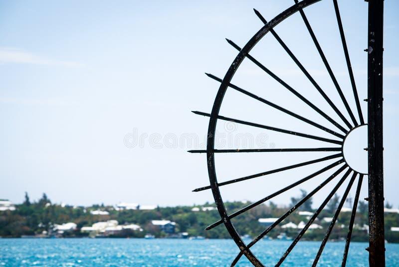Bermuda architektura obraz royalty free