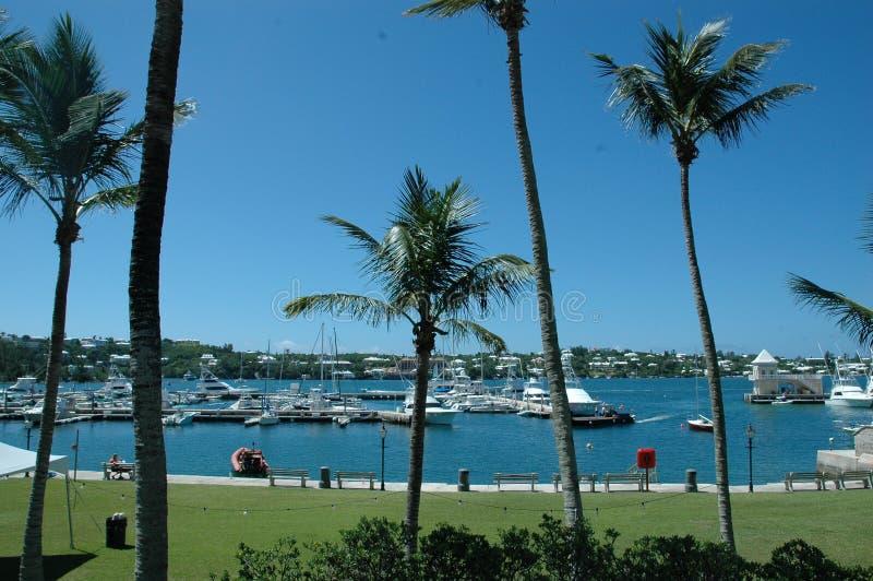 Bermuda Bay royalty free stock image
