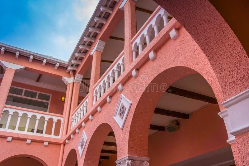 Bermuda-Bogen lizenzfreie stockfotos