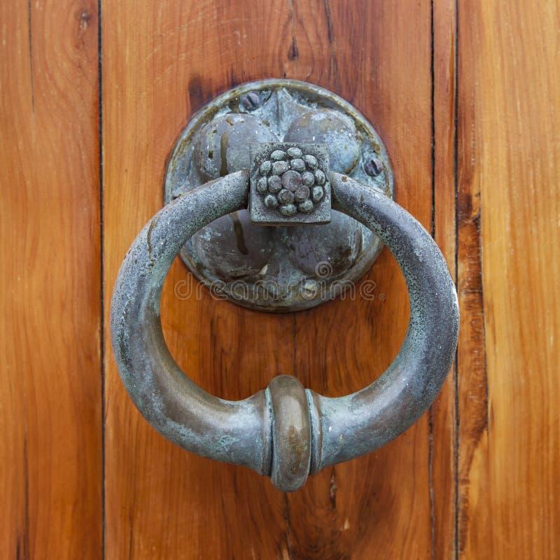 Bermuda Drzwiowy ciągnienie zdjęcie royalty free