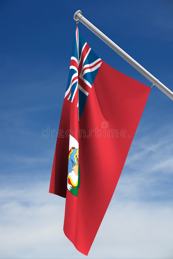 Free Bermuda Flag Stock Photos - 4847303