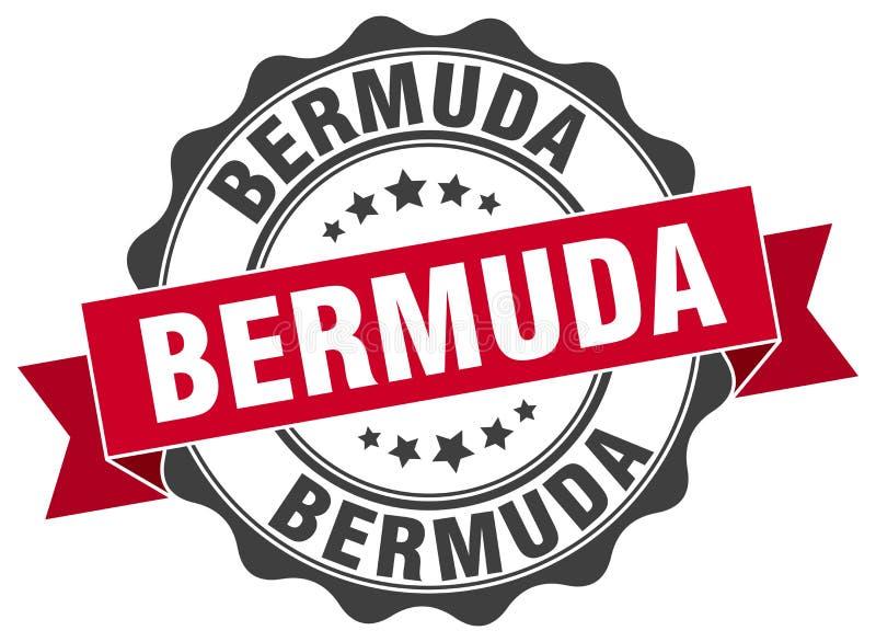 Bermuda foka ilustracji