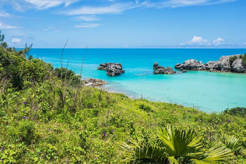 Bermuda natural imagem de stock royalty free