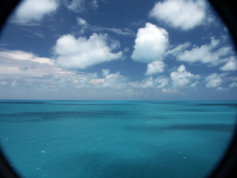 Bermuda Sea And Sky Royalty Free Stock Photos