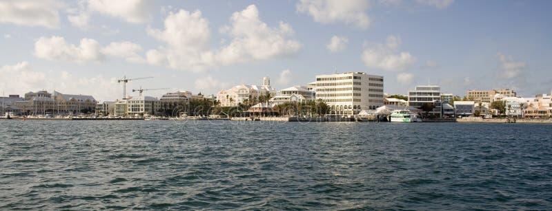 bermuda strand arkivbilder