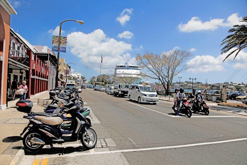 Bermudes photo libre de droits