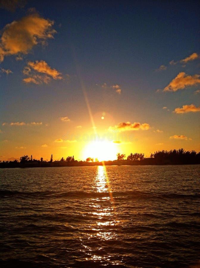 Bermudzki słońce zdjęcie stock
