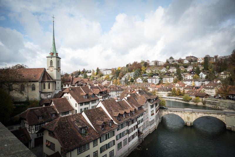 Download Bern, Швейцария стоковое изображение. изображение насчитывающей небо - 81813437