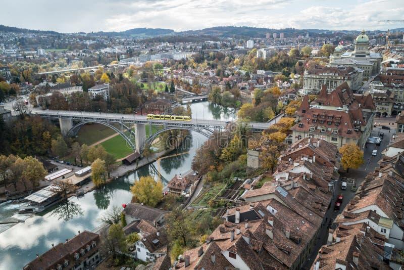 Download Bern, Швейцария редакционное стоковое изображение. изображение насчитывающей пасмурно - 81815104