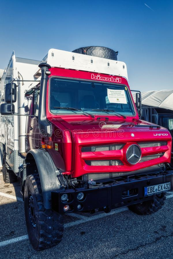 Unimog Truck Stock Photos - Download 98 Royalty Free Photos