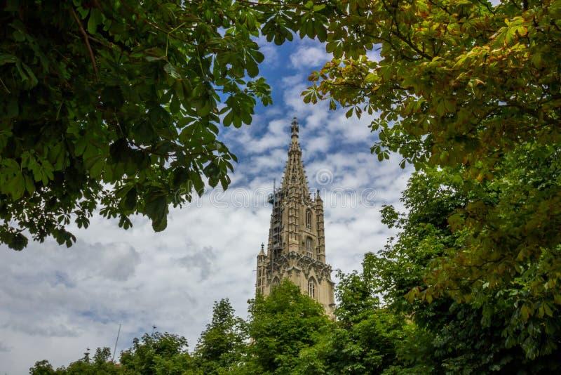 Berna é o capital de Suíça fotos de stock royalty free