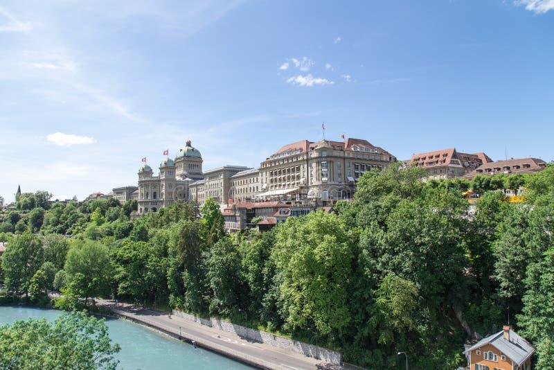 Berna en Suiza imagenes de archivo