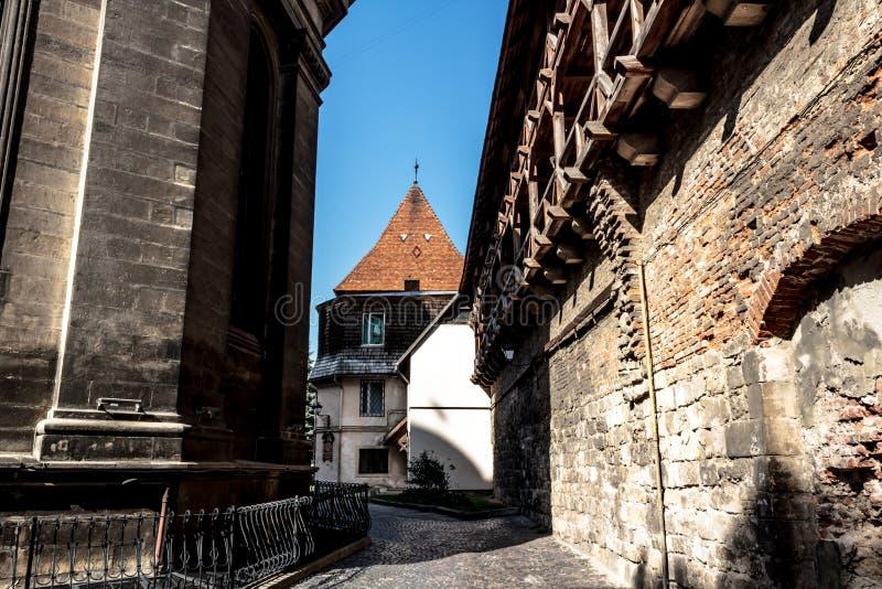 Bernardine Church y monasterio foto de archivo libre de regalías