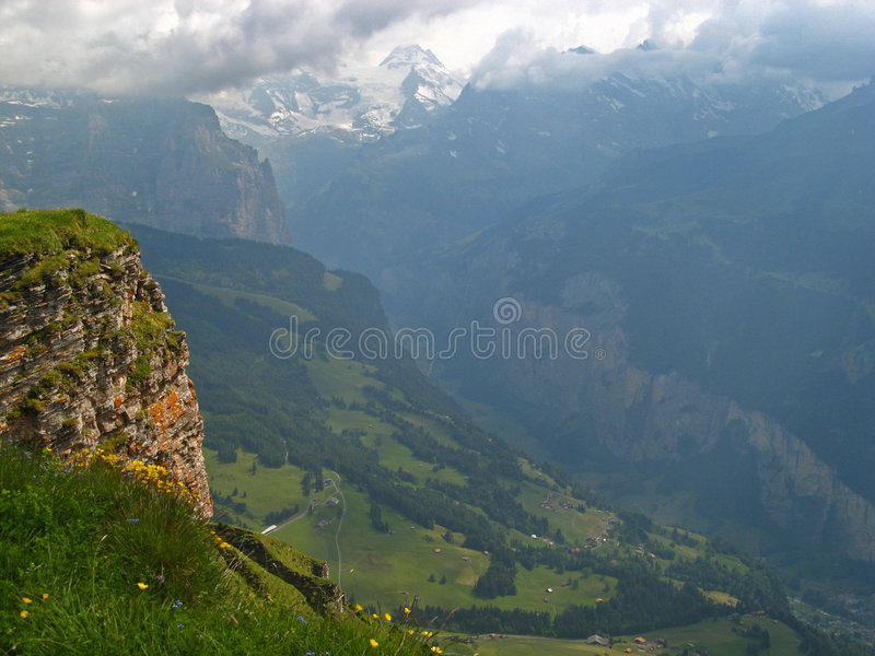 Berner Oberland 27 stock images