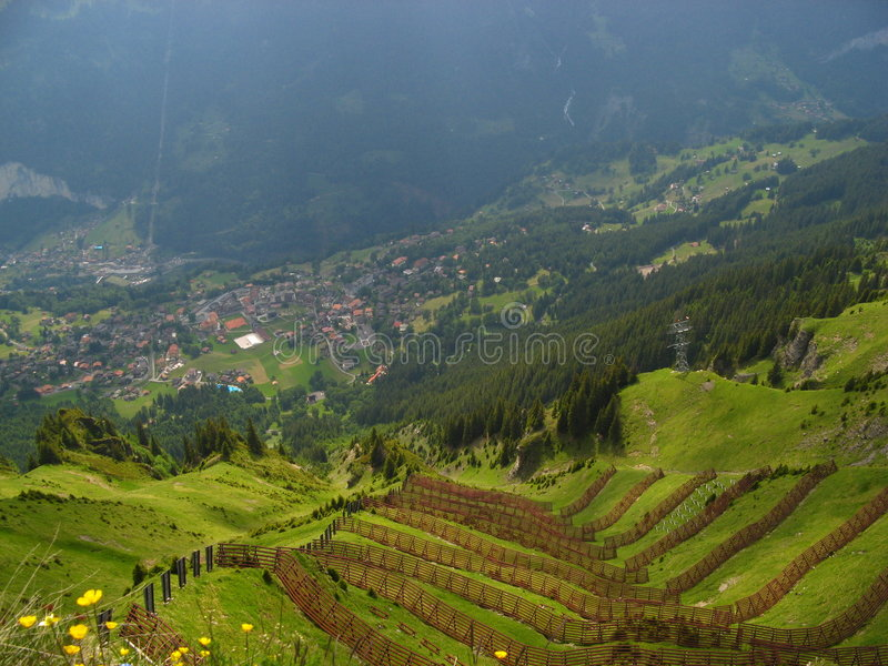 Berner Oberland 28 royalty free stock image