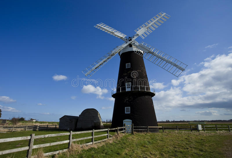 Download Berney Arms stock photo. Image of spring, england, scenic - 12404918