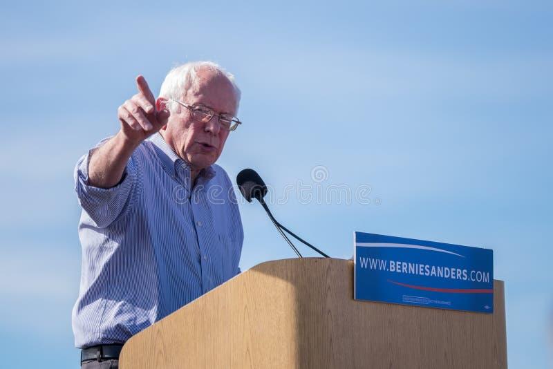Bernie encuentra a Waldo fotografía de archivo libre de regalías