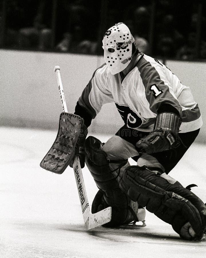 Download Bernie Rodzica Philadelphia Flyers Bramkarz Zdjęcie Stock Editorial - Obraz złożonej z bramkarz, liga: 41950578