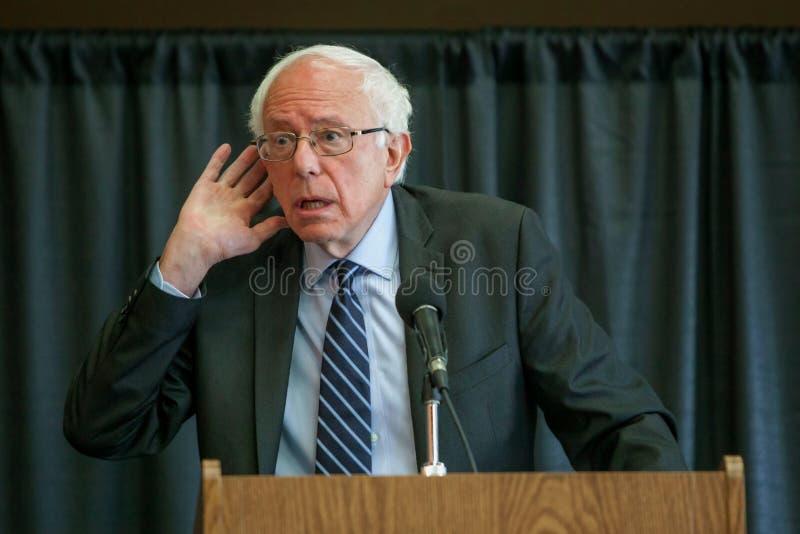 Bernie Sanders fotos de archivo