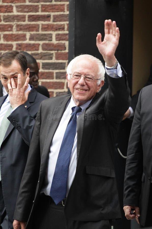 Bernie Sanders images stock